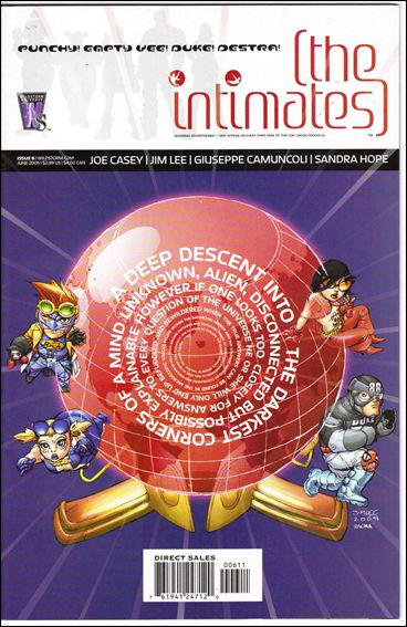 Intimates 6-A by WildStorm
