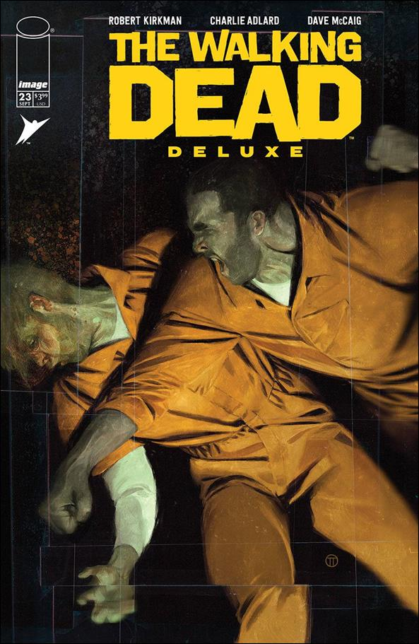 Walking Dead Deluxe 23-C by Skybound Entertainment