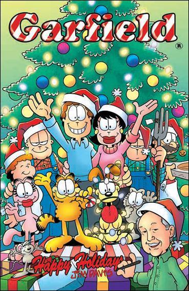 Garfield 8-B by Kaboom!