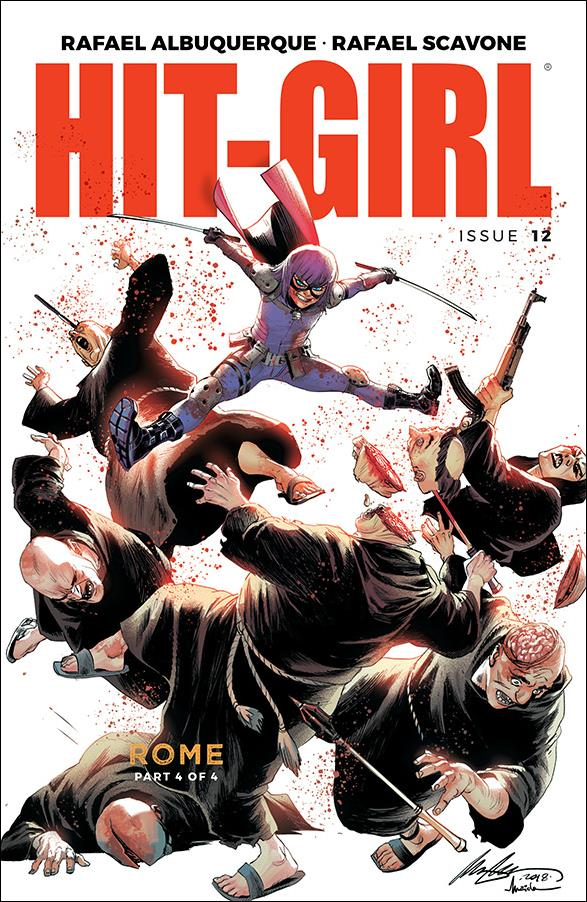 Hit-Girl (2018) 12-A by Image