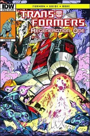 Transformers: Regeneration One 94-B