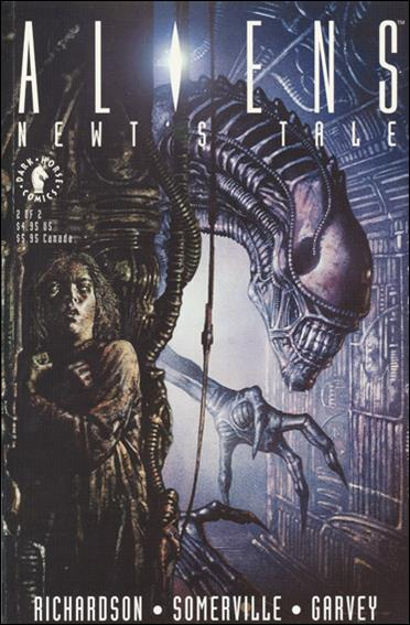 Aliens: Newt's Tale 2-A by Dark Horse
