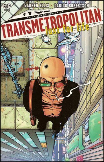 Transmetropolitan (1998) 2-A by Vertigo