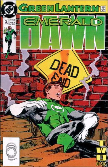 Green Lantern: Emerald Dawn 2-A by DC