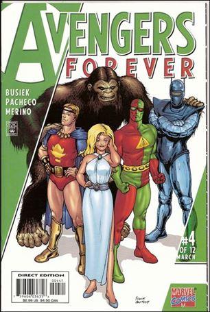 Avengers: Forever 4-D