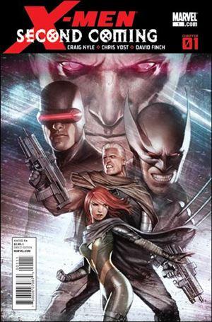 X-Men: Second Coming 1-A