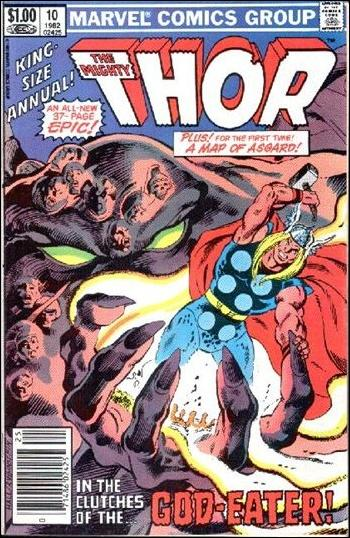 Thor Annual (1966) 10-A by Marvel