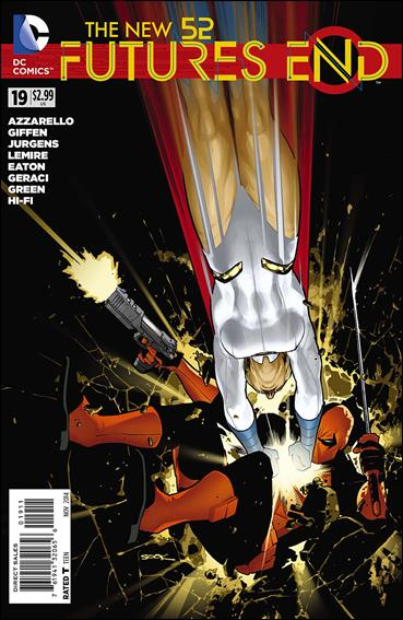 New 52: Futures End  19-A by DC