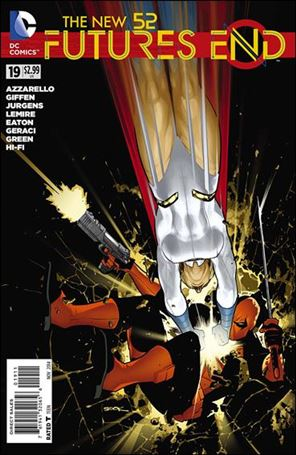 New 52: Futures End  19-A
