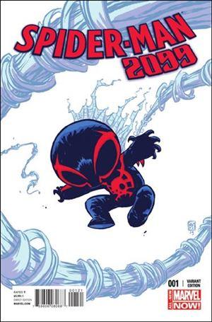 Spider-Man 2099 (2014) 1-D