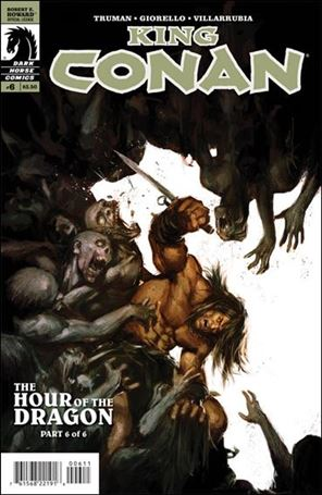 King Conan: Hour of the Dragon 6-A