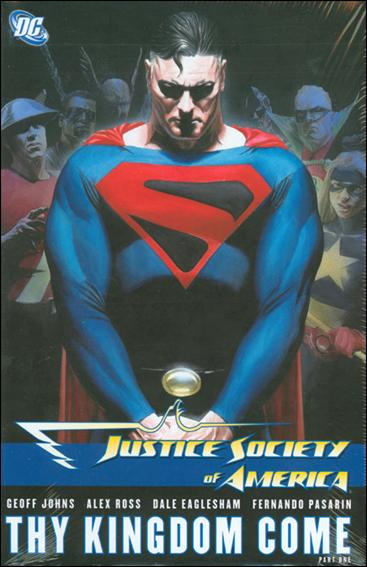 Justice Society of America 2-A by DC