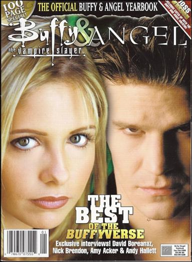 Buffy/Angel Yearbook 2006-A by Titan Magazines
