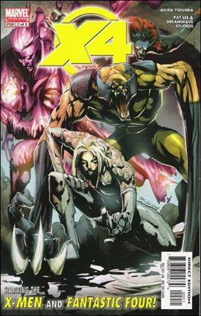 X-Men/Fantastic Four 2-A