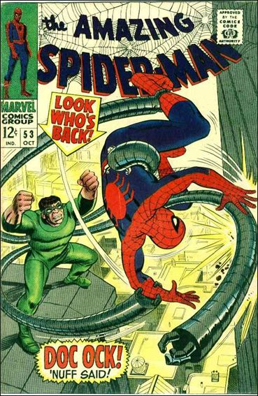 Amazing Spider-Man (1963) 53-A by Marvel