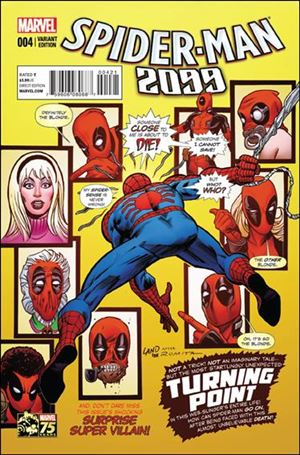 Spider-Man 2099 (2014) 4-B