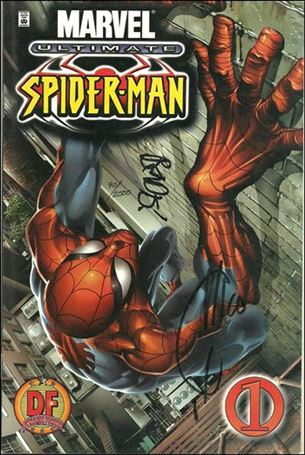 Ultimate Spider-Man (2000) 1-D