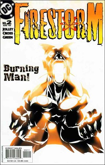 Firestorm (2004) 2-A by DC