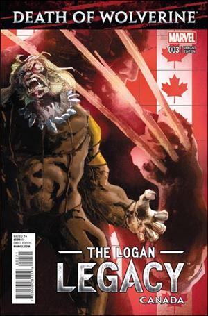 Death of Wolverine: The Logan Legacy 3-B