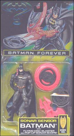 Batman Forever Sonar Sensor Batman