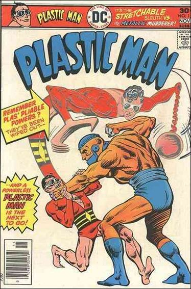Plastic Man (1966) 15-A by DC