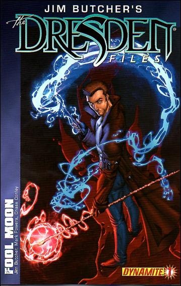 Jim Butcher's The Dresden Files: Fool Moon 1-A by Dynamite Entertainment