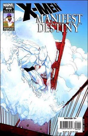 X-Men: Manifest Destiny 1-A