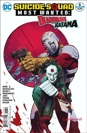 Suicide Squad Most Wanted: Deadshot and Katana 6-A