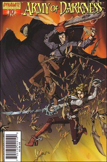 Army of Darkness (2006) 10-A by Dynamite Entertainment
