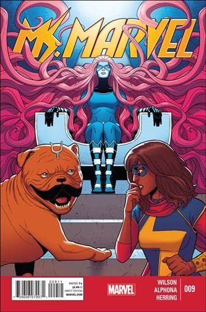 Ms. Marvel (2014)  9-A