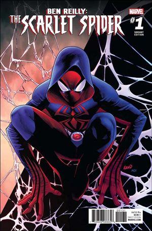 Ben Reilly: Scarlet Spider 1-E