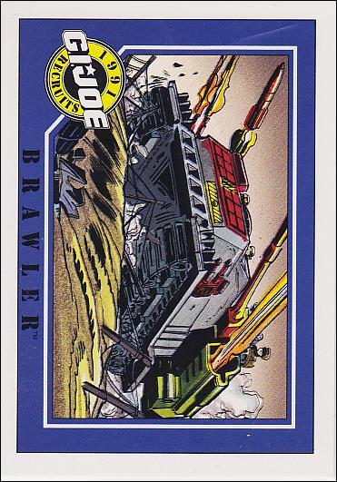 G.I. Joe (Base Set) 115-A by Impel