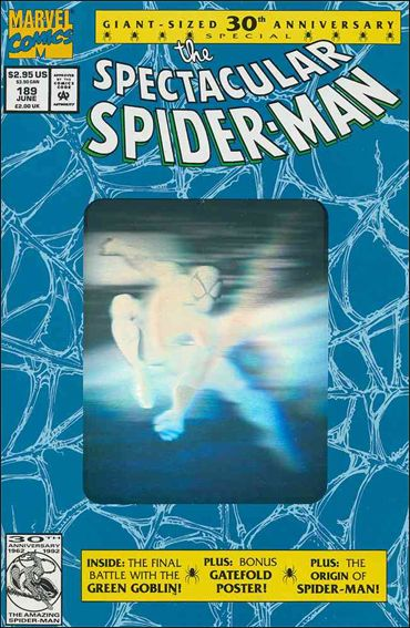 Spectacular Spider-Man (1976) 189-A by Marvel