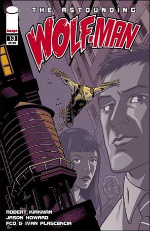 Astounding Wolf-Man 13-A