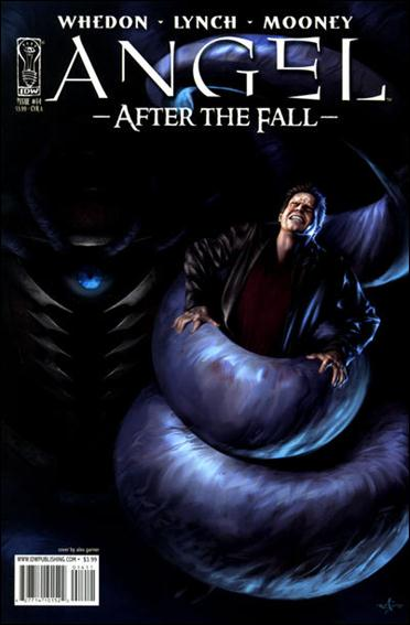 Angel: After the Fall 14-A by IDW