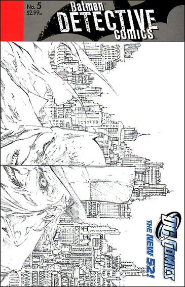 Detective Comics (2011) 5-B by DC