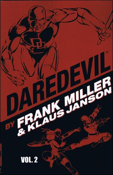 Daredevil by Frank Miller & Klaus Janson 2-A by Marvel