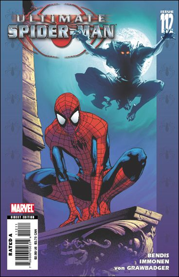 Ultimate Spider-Man (2000) 112-A by Marvel