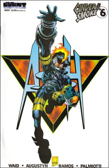 Ash: Cinder & Smoke 6-B by Event Comics