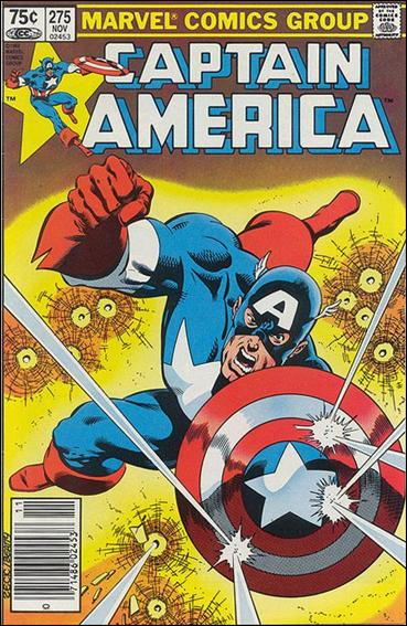 Captain America (1968) 275-B by Marvel