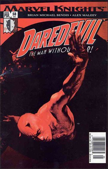 Daredevil (1998) 58-A by Marvel
