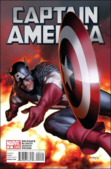 Captain America (2011) 2-A by Marvel