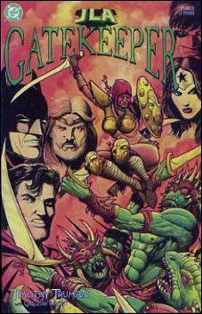 JLA: Gatekeeper 3-A by DC