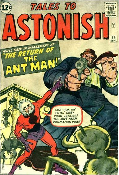 Tales to Astonish (1959) 35-A by Marvel