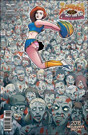 Zombies vs Cheerleaders: Halloween Special 2015-D