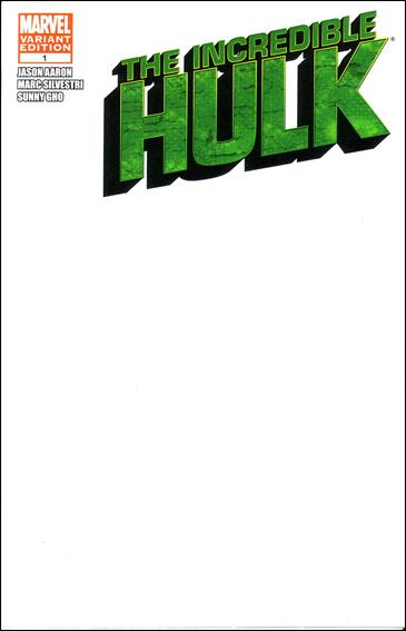 Incredible Hulk (2011)  1-G by Marvel