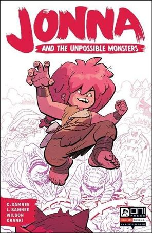 Jonna and the Unstoppable Monsters 1-G