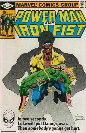 Power Man and Iron Fist (1978) 83-A by Marvel