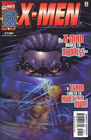 X-Men (1991) 106-A