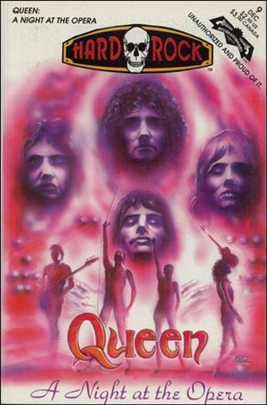 Queen Album Cover